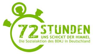 Logo zur 72-Stunden-Aktion