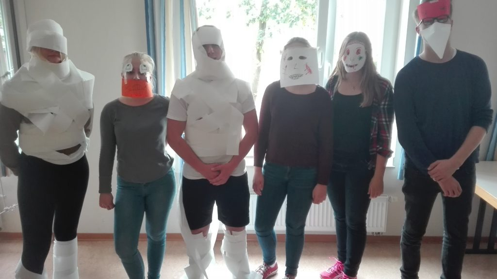 Gruppenstunde Halloween