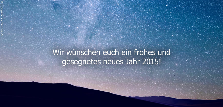 Frohes neues Jahr 2015! › Kolpingjugend Diözesanverband Münster